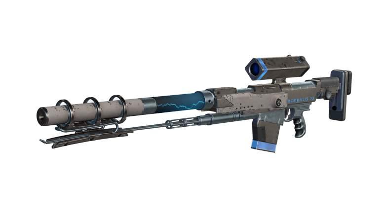 Destiny 2 Borealis Sniper