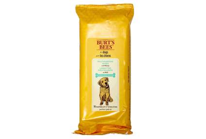 burt's bees pet wipes