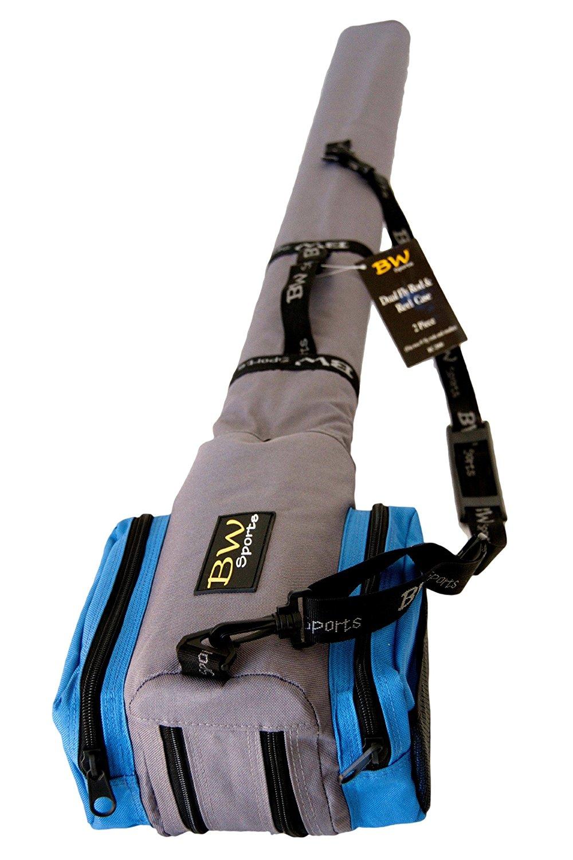 bw sports, fly rod case, fly fishing, rod case, rod tube, travel