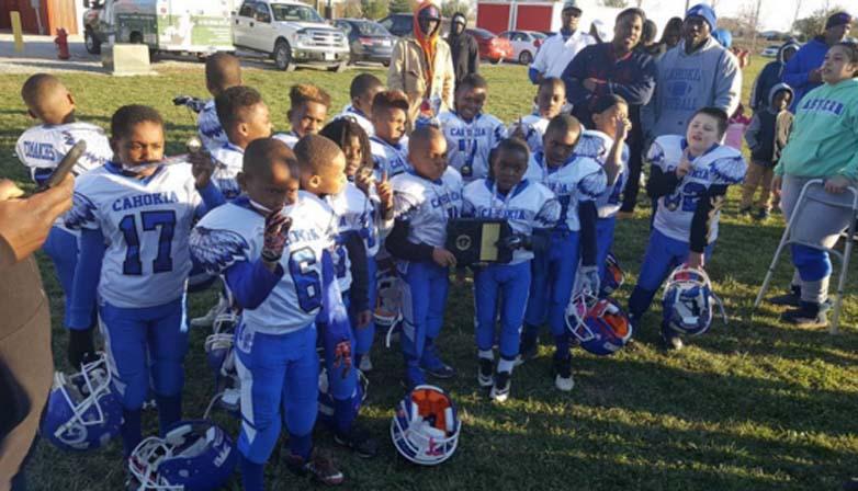 Cahokia Quarterback Club