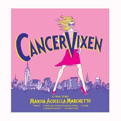 cancer superhero's story