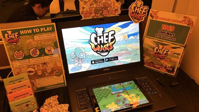 Chef Wars Hands On