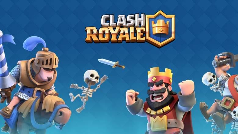 Clash Royale Resources