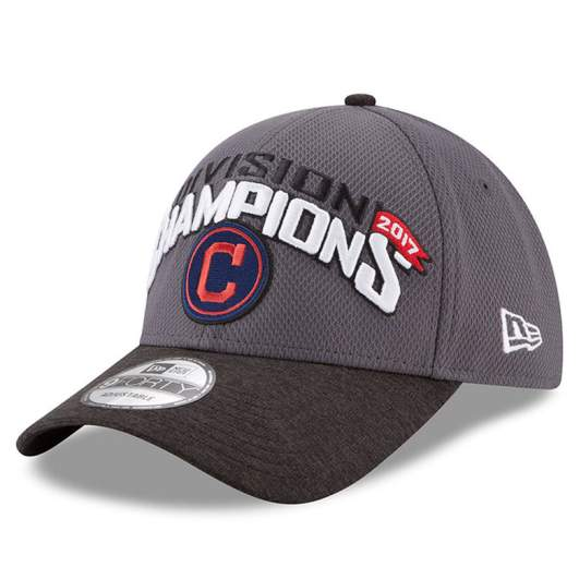 indians al central division champions gear apparel shirts hoodies hats 2017
