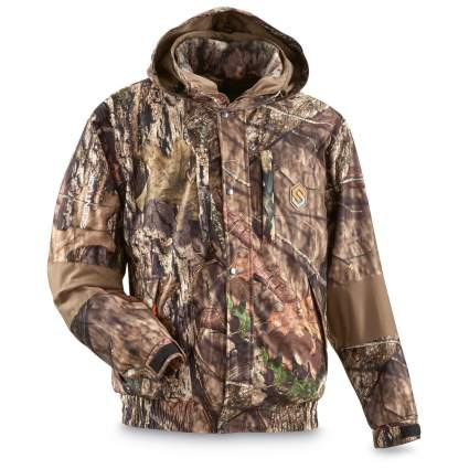 scent-lok, hunting, hunting jacket, thermal, winter hunting