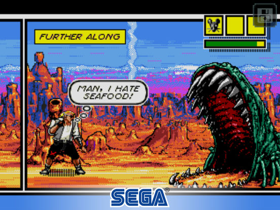 Comix Zone Free, Comix Zone iOS, Comix Zone Android