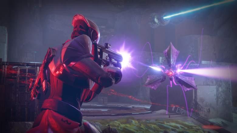Destiny 2 The Pryamidion