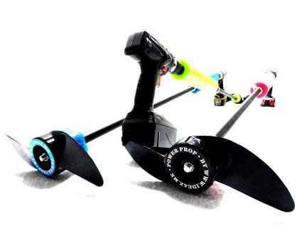 ideaz, kayak motor, drill motor, trolling motor, canoe motor