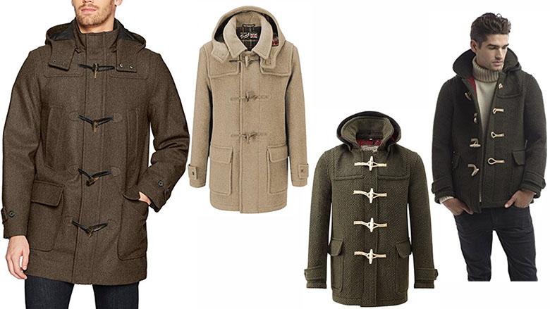 mens duffel coat