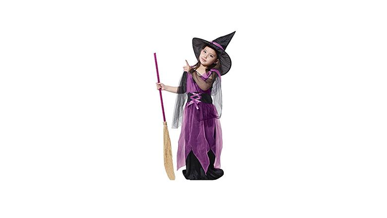 witch costume, witch halloween costume, girls witch costume, kids witch costume, costumes for kids, halloween costumes for kids, Halloween costumes for girls