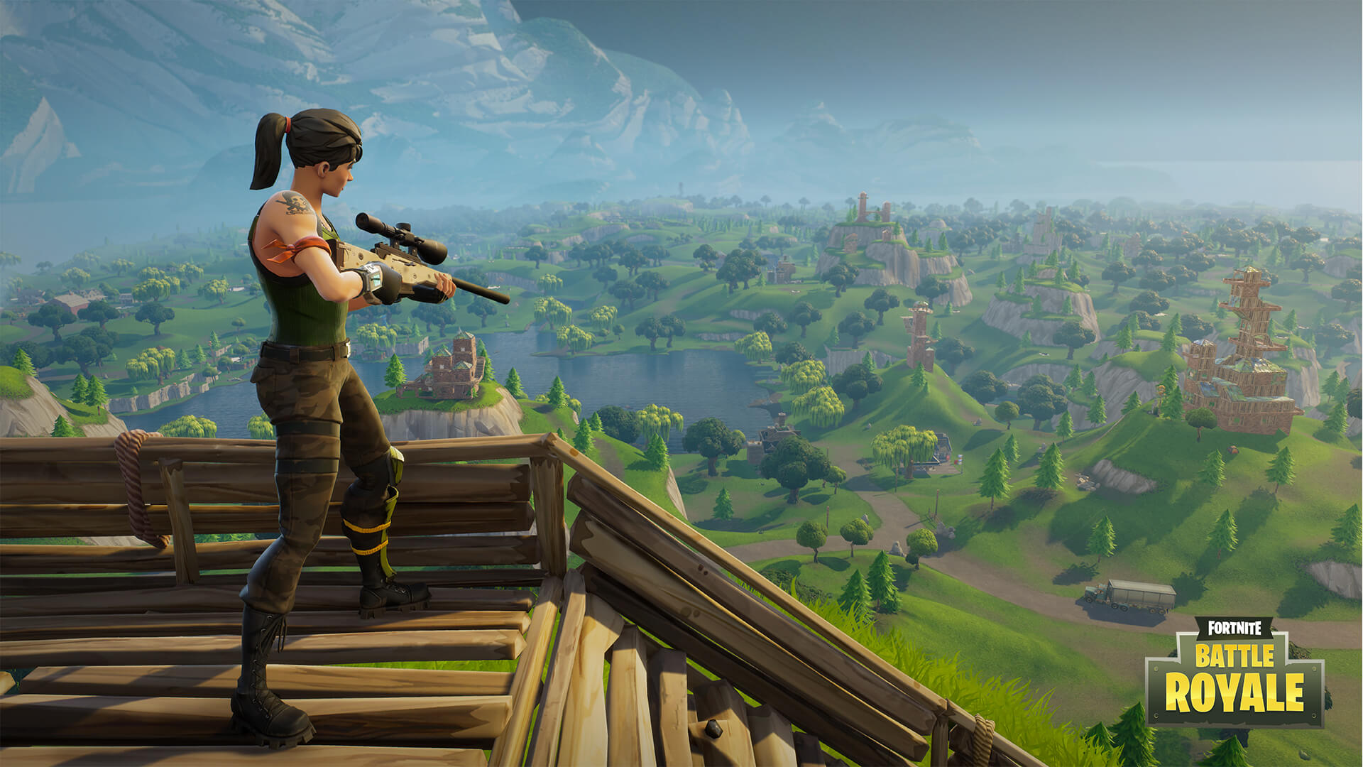 Fortnite Tips Reddit Battle Royale Fortnite Duos Tips To Win How To Get The 1 Victory Royale Heavy Com