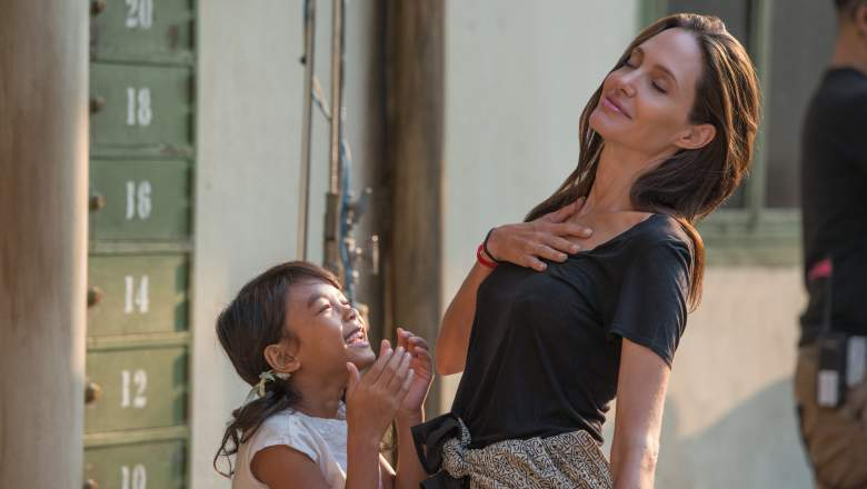 First They Killed My Father Netflix, First They Killed My Father Angelina Jolie, First They Killed My Father cast