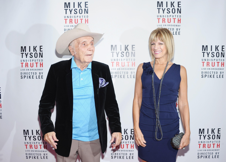 Jake LaMotta wife Denise Baker