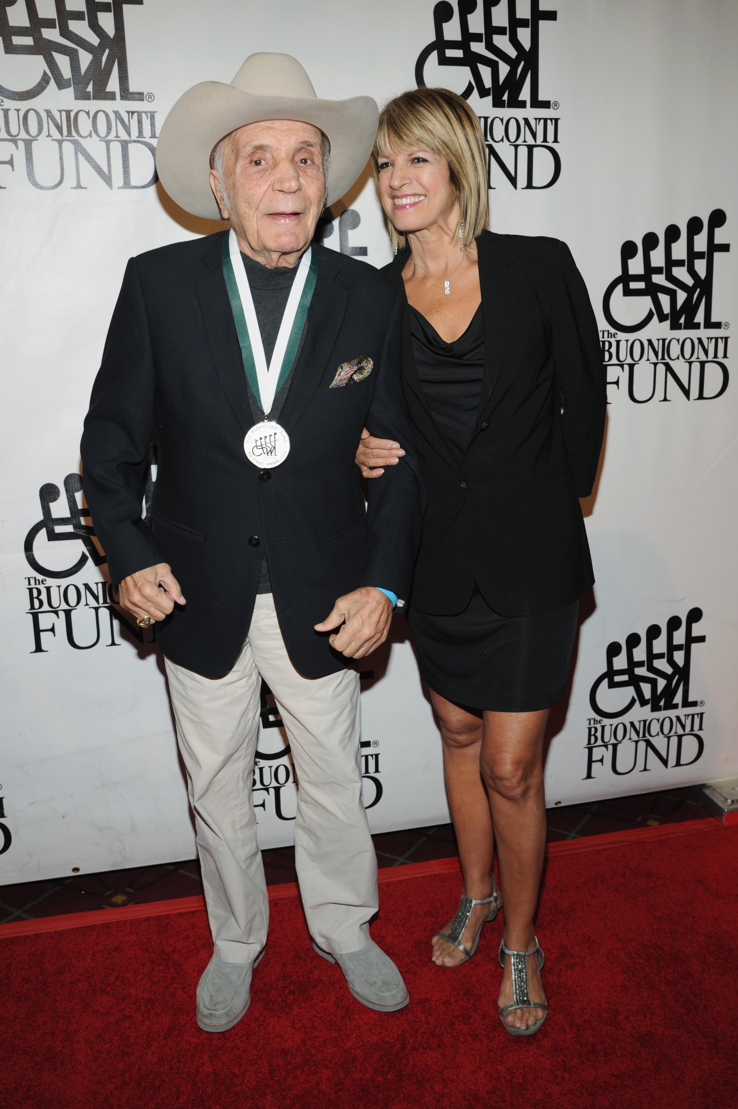 Denise Baker Jake LaMotta wife
