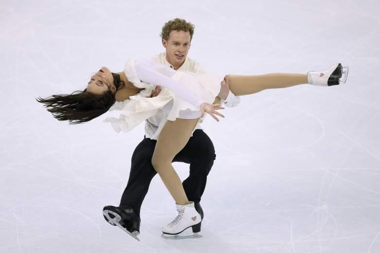 Madison Chock, Evan Bates, ice dancing, ice dancing Olympics, Evan Bates bio, Evan Bates age