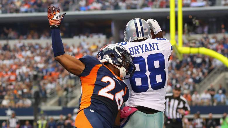 what time when start broncos, cowboys, tv