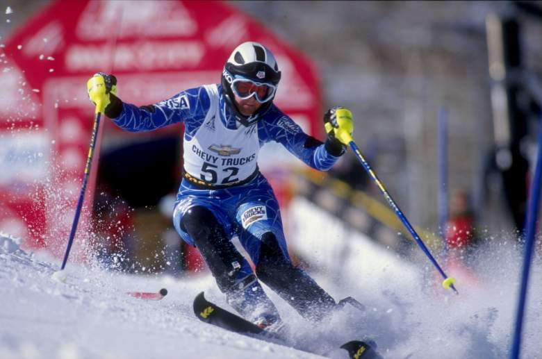 Alex Schaffer Wubbler Skiing