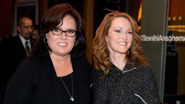 Rosie O'Donnell Ex-Wife, Michelle Rounds dead