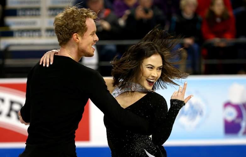 Madison Chock, Evan Bates, ice dancing, ice dancing Olympics, Madison Chock bio, Madison Chock California