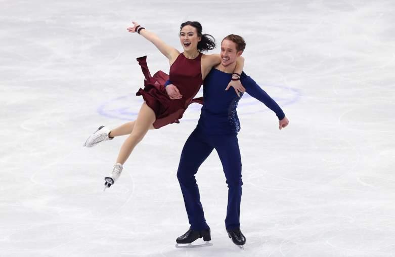 Madison Chock, Evan Bates, ice dancing, ice dancing Olympics