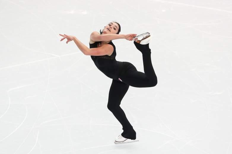 Kaetlyn Osmond, Kaetlyn Osmond figure skating