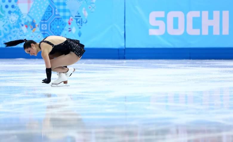 Kaetlyn Osmond, Kaetlyn Osmond figure skating, Kaetlyn Osmond Olympics, Winter Olympics