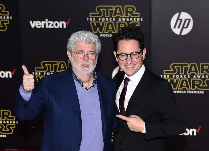 Star Wars, JJ Abrams, George Lucas