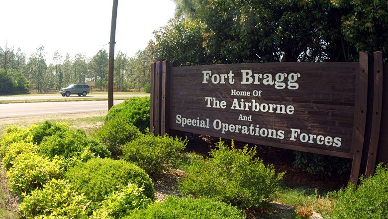 Fort Bragg explosion