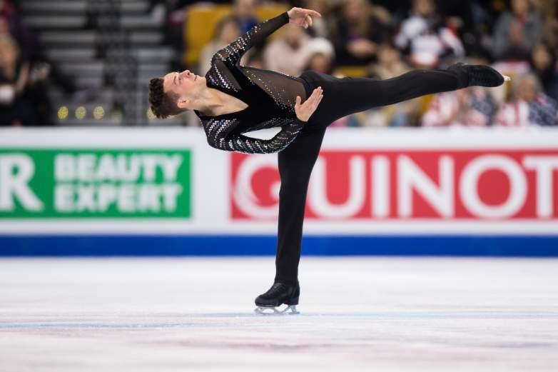 Adam Rippon, men's figure skating, Olympics, Adam Rippon Olympics