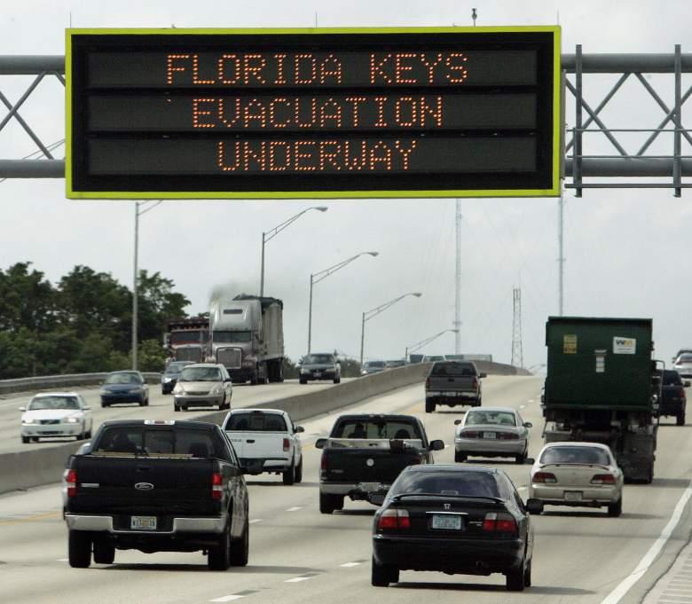 hurricane irma, tolls, florida turnpike, evacuation