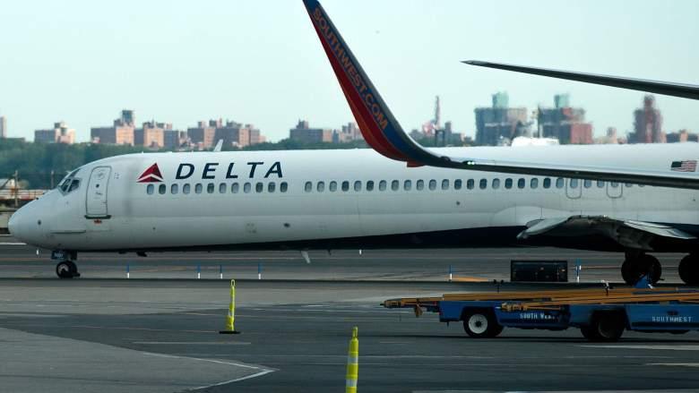 Delta Hurricane Irma, Delta Flight Hurricane Irma, Delta Flight 431