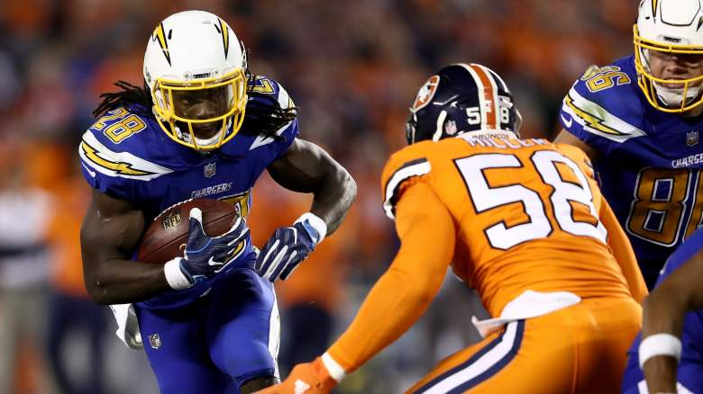 chargers broncos, chargers spread, broncos odds, spread, pick, expert, over, under, prediction, line