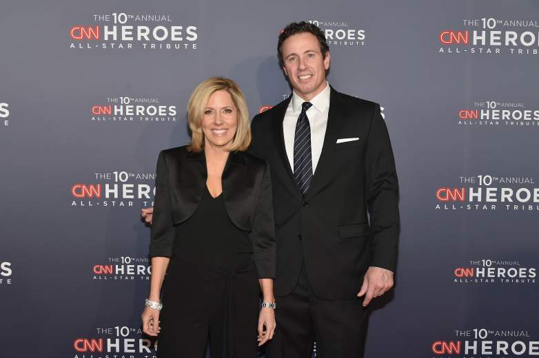 Naw Day Anchors, Alisyn Camerota Chris Cuomo, Alisyn Camerota husband