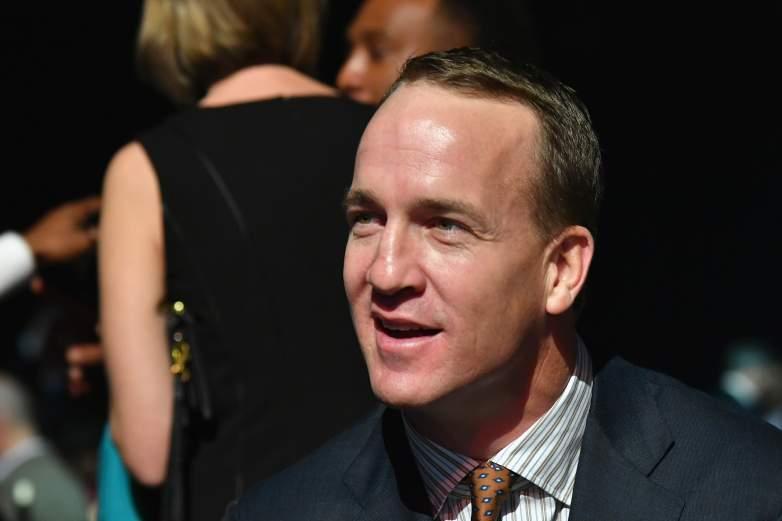 Peyton Manning Senate, Peyton Manning Trump, Peyton Manning politics