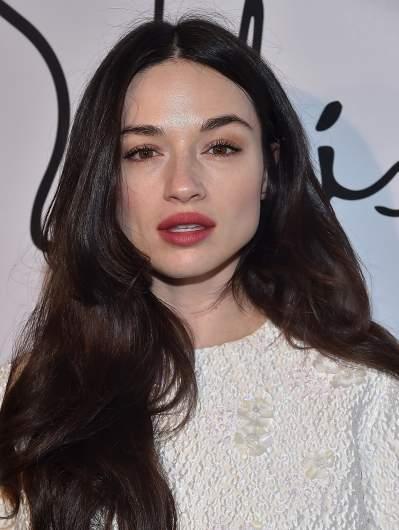 Sofia Falcone actress, Sofia Falcone, Crystal Reed Gotham