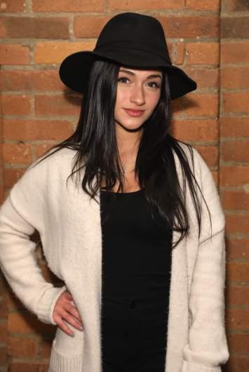 Lori actress, Ten: Murder Island cast, Raquel Castro