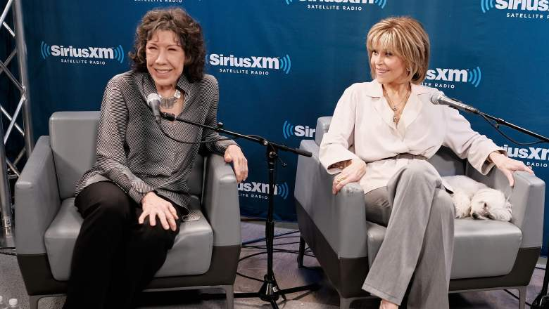 Jane Fonda 2017 Emmys, Lily Tomlin 2017 Emmy Nominations Grace and Frankie Outstanding Actress in Comedy Series
