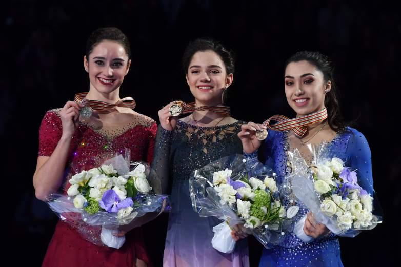 World Figure Skating, Worlds, Kaetlyn Osmond, Kaetlyn Osmond figure skating
