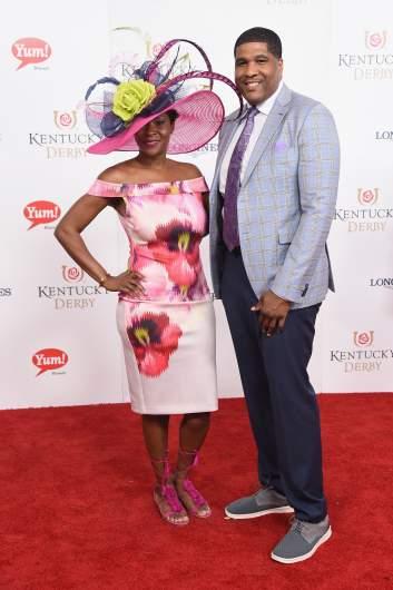 Kenny Johnson wife, Kenny Johnson Louisville, Kenny Johnson family