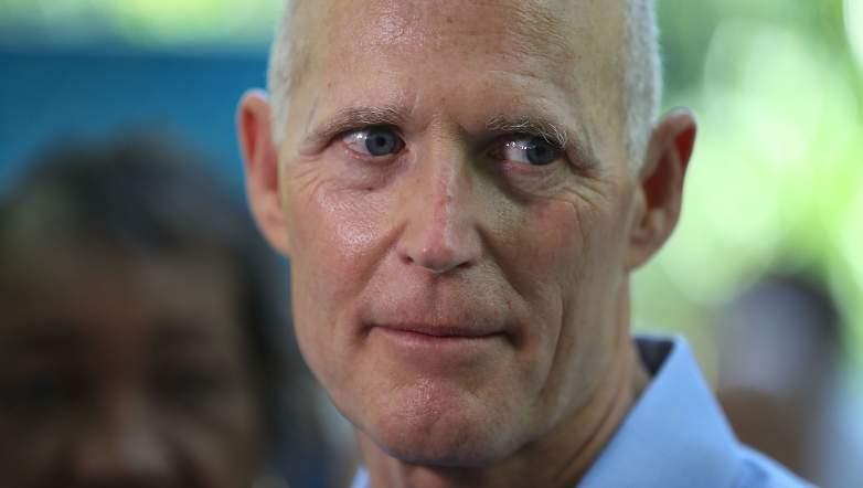 Rick Scott Hurricane Irma, Rick Scott age, Florida Governor Rick Scott, Rick Scott family