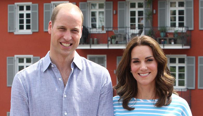 Kate Middleton baby name
