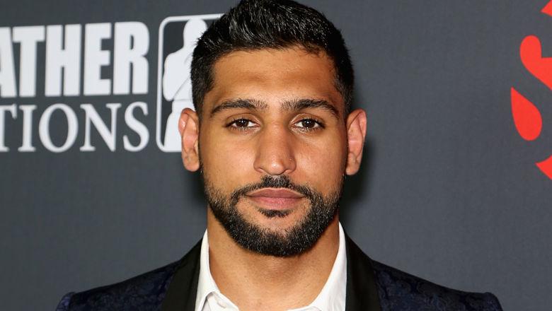 Amir Khan divorce