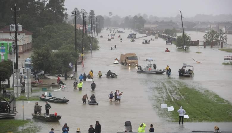 is hurricane harvey over
