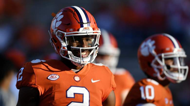 kelly bryant, clemson quarterback, who is, stats