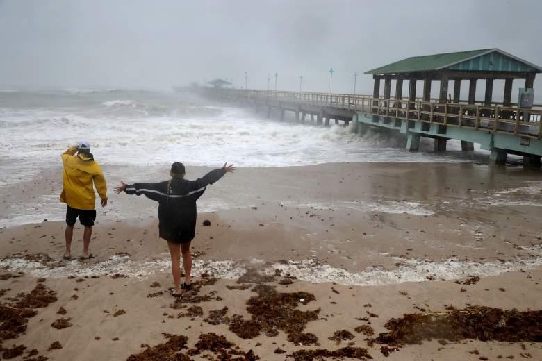 hurricane irma, fort lauderdale, florida