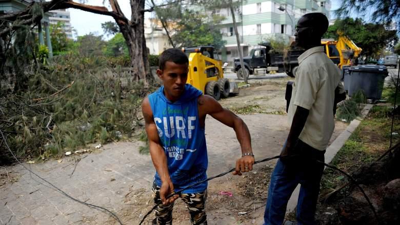 Cuba Hurricane Maria, Hurricane Maria track, Hurricane Maria path