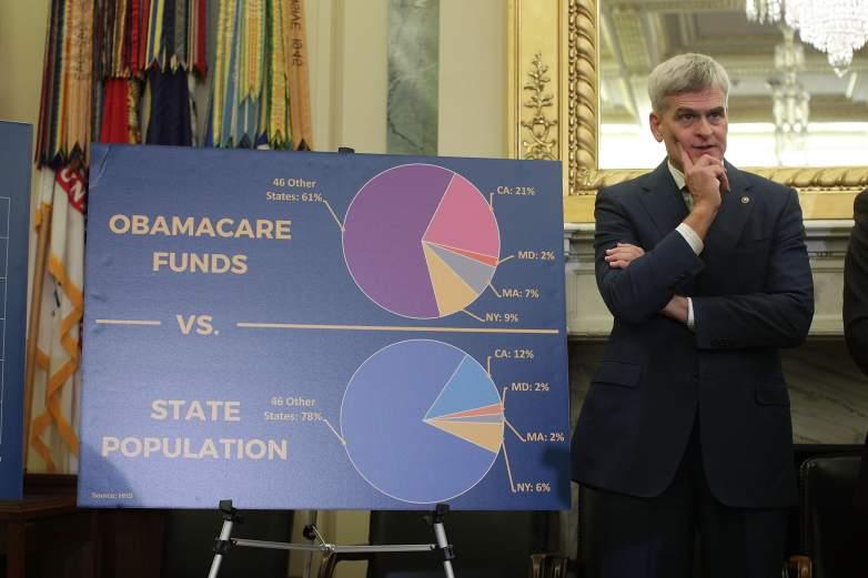 bill cassidy, healthcare, aca