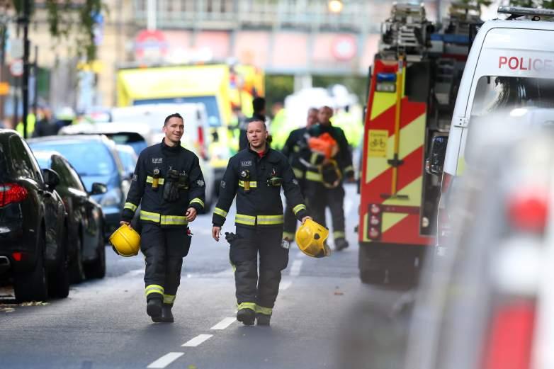 Parsons Green terror attack, London terror attack, London train terror attack
