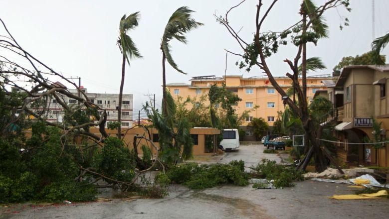 Hurricane Maria Punta Cana