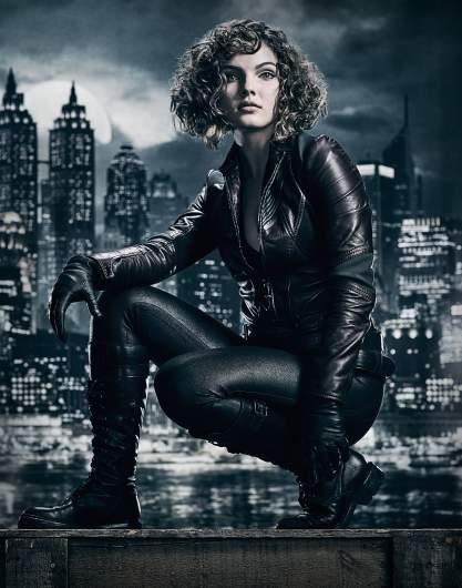 Selina Kyle Gotham, Catwoman Gotham, Camren Bicondova
